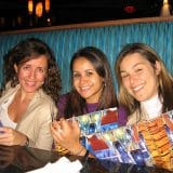 Andresa, Barbara e Eu