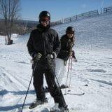 Gaby e Ju (ski)
