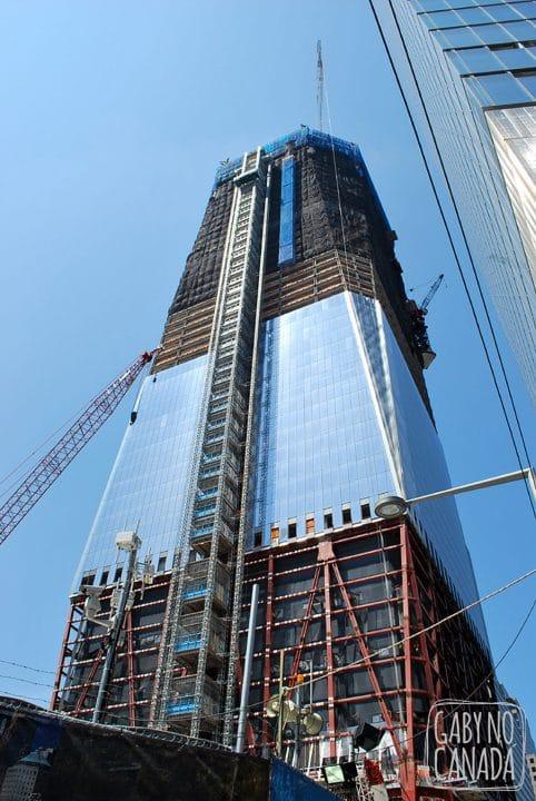 Reconstrução do WTC
