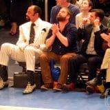 O cara do filme Hangover rezando pelos Knicks