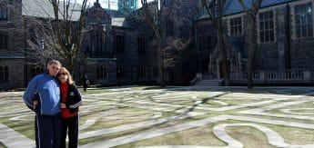 Sogros na Universidade de Toronto!