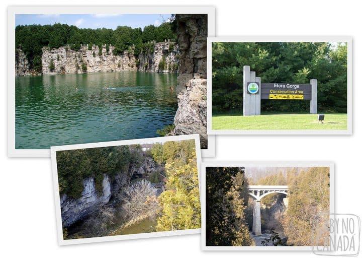 Elora Gorge Conservation Area
