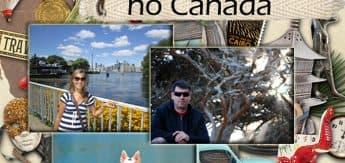 Gaby (Ju e Joe) no Canadá