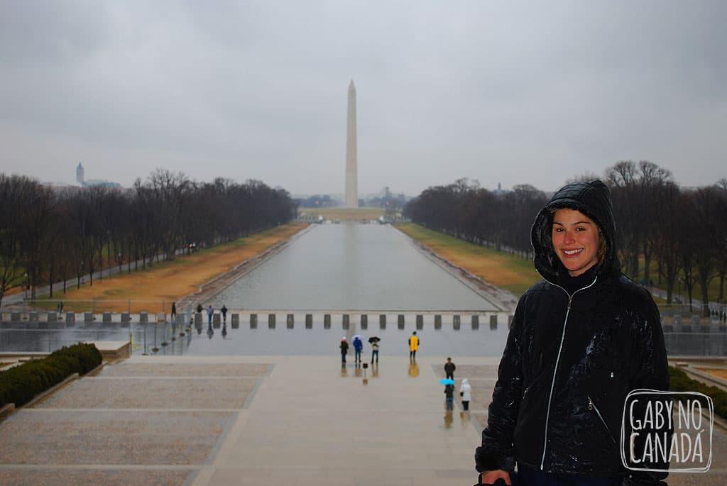 Washington DC: chuva e capa de chuva, uma ótima combinação [2]!