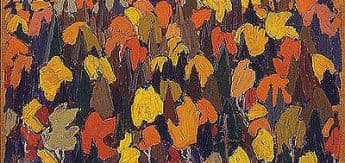 Tom Thompson, Autumn Foliage, 1915
