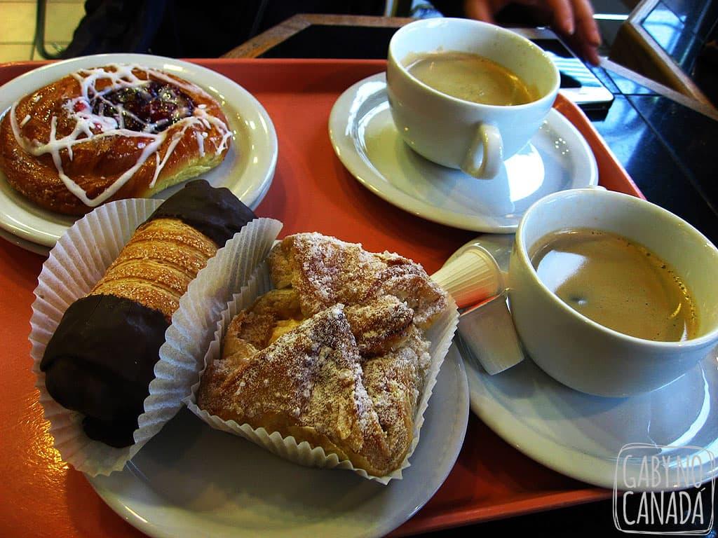 Uma ótima opção para um café gostoso de final de tarde
