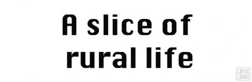 slice of rural life