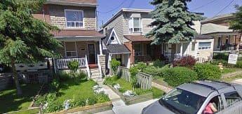 Vista da Little House do Google Street View