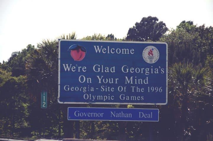 Placa_Georgia