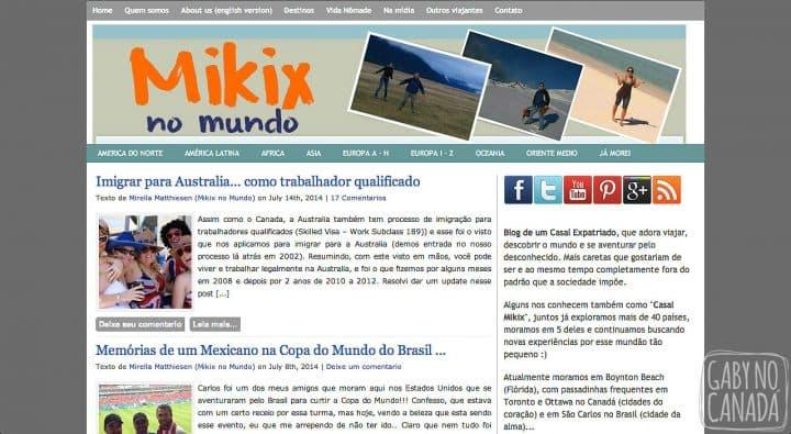 Mikix_Blog