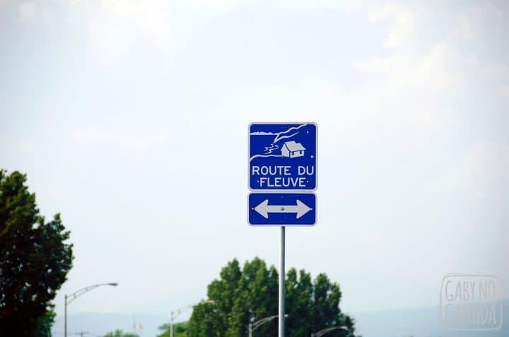 Route du Fleuve