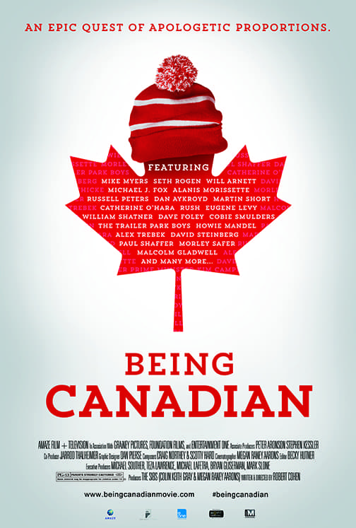 BeingCanadian_poster