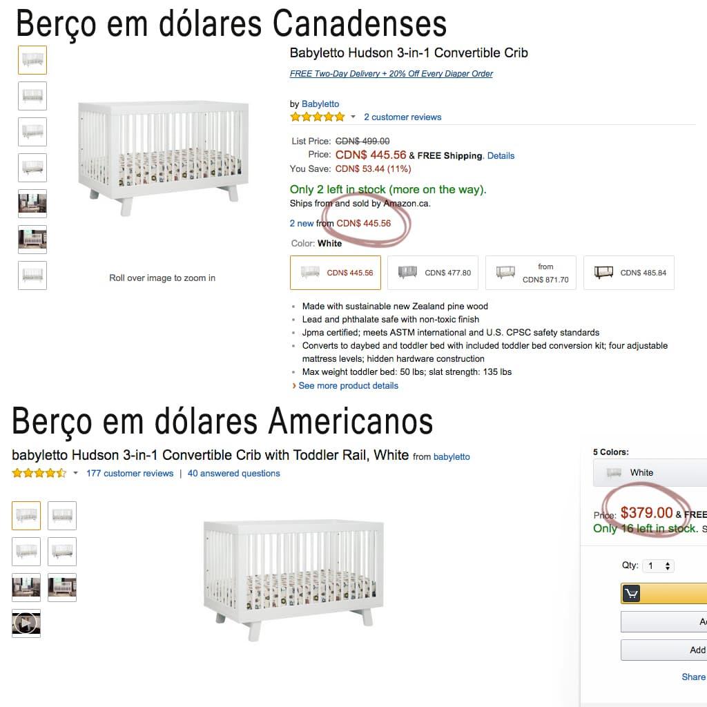 Berço_DolaresAmericanos_Canadenses