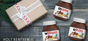 Holt-Renfrew-Nutella