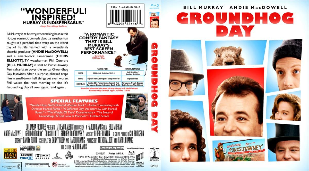 GroundhogDayBlurayCoverBunnyDojo